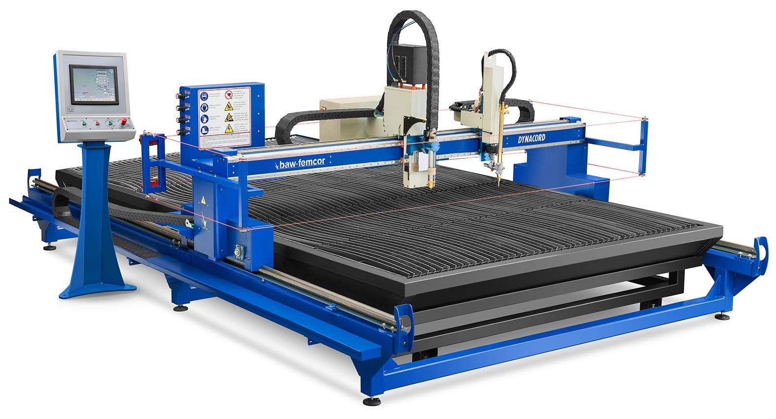 DynaCord Máquina Plasma CNC