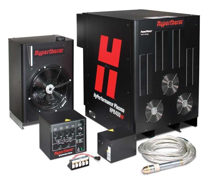 HPR400XD - Fonte Plasma Mecanizada