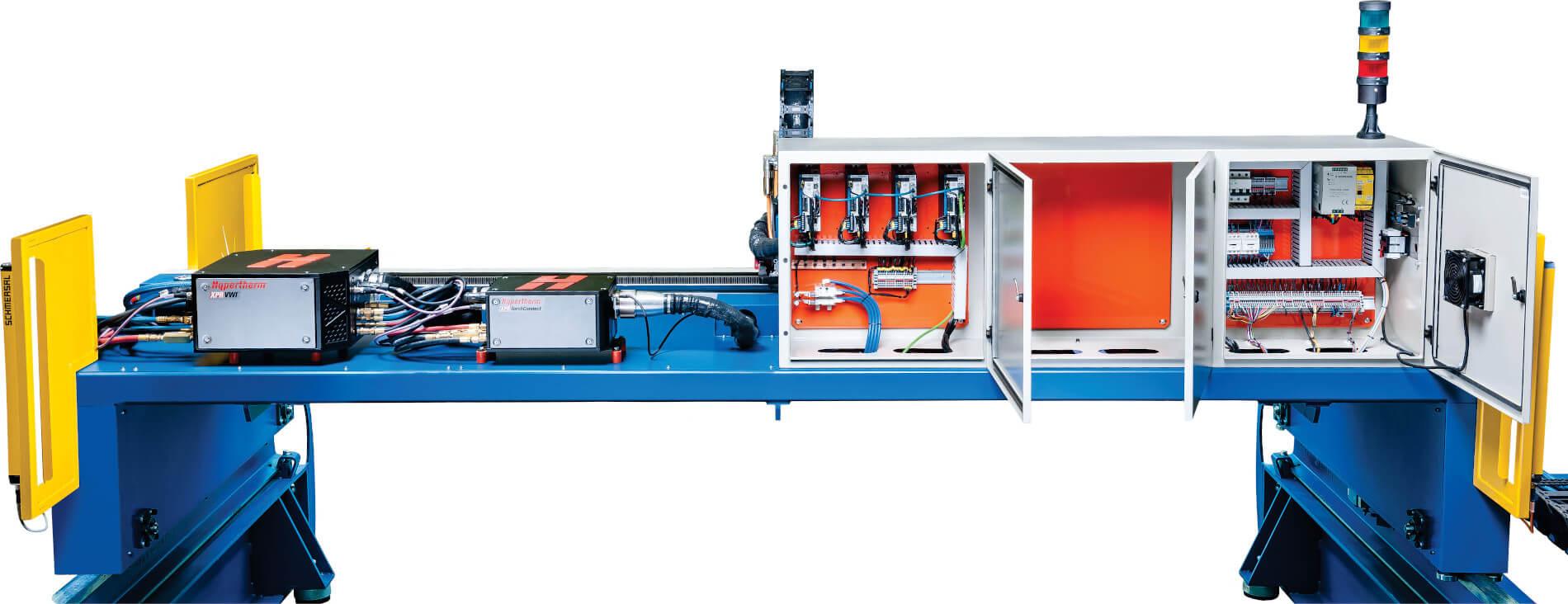 Painel Elétrico LineaCord - Plasma CNC