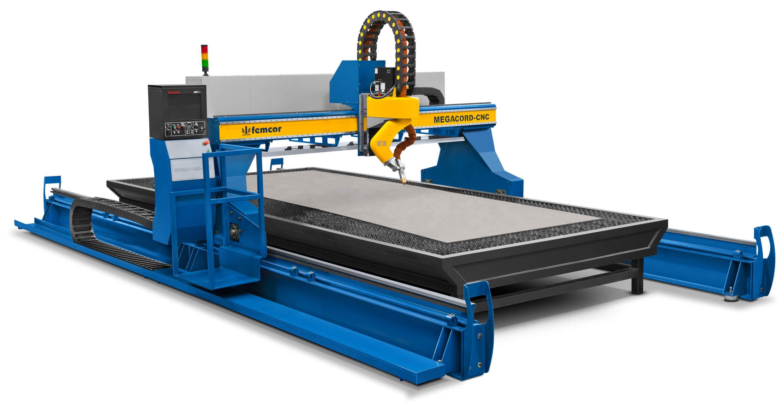MegaCord - Máquina Plasma CNC