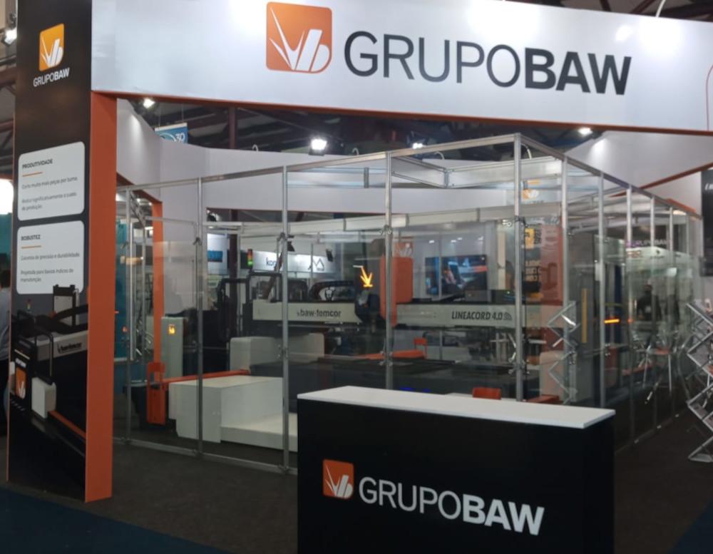 Grupo Baw Brasil na Mercopar